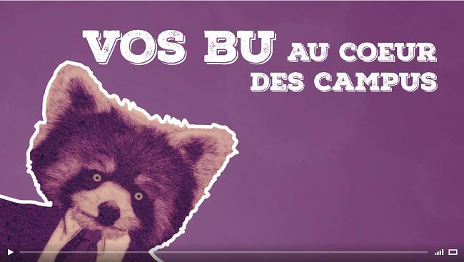 Cliquer pour ouvrir la vidéo de présentation des BU AMU